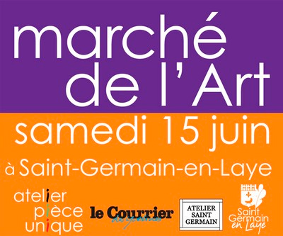 March de l 39 art de saint germain en laye juin 2013 isabelle beaussant - La poste st germain en laye ...